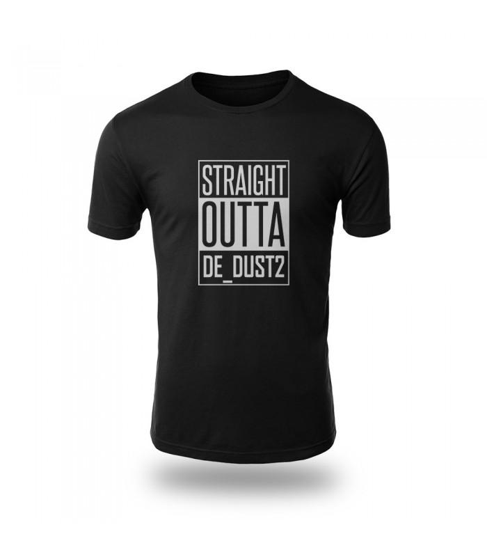 تی شرت De_Dust2