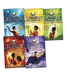 Percy Jackson Pack, 5 books