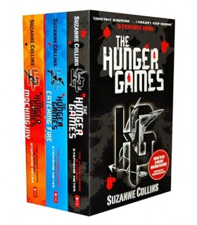 The Hunger Games Collection - 3 Books