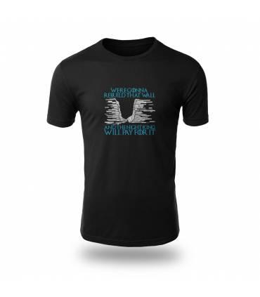 تی شرت Wall