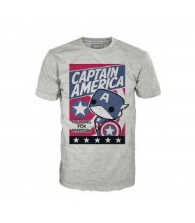 تی شرت فانکو پاپ تی کاپیتان آمریکا