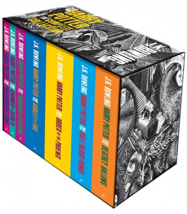 Harry Potter: The Complete Collection (Harry Potter, 1-7)