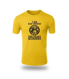 تی شرت i do bad things