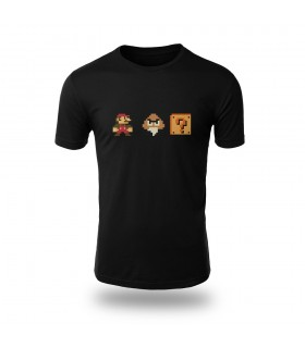 تی شرت Super Mario
