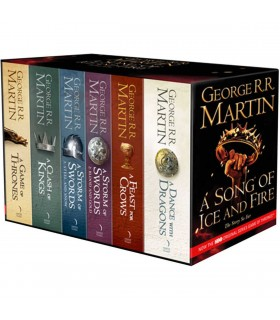 A Game of Thrones: The Complete Box Set (6 Books)