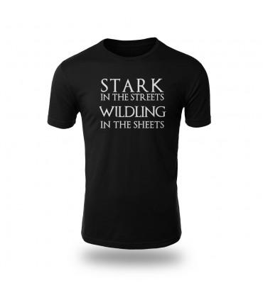 تی شرت Stark in Streets