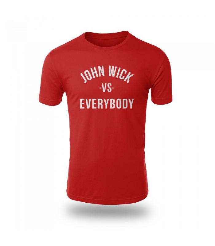 تی شرت John Wick VS Everybody