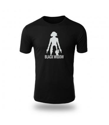 تی شرت Blackwidow
