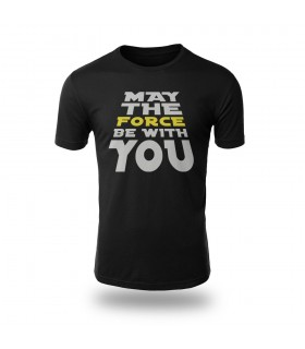 تی شرت May the Force Be With You