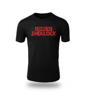 تی شرت Loved By Sherlock