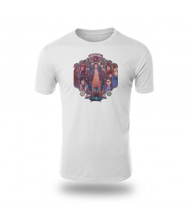 تی شرت Eleven and Stranger Things