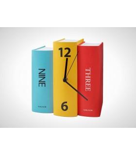 ساعت کتابخانه ای