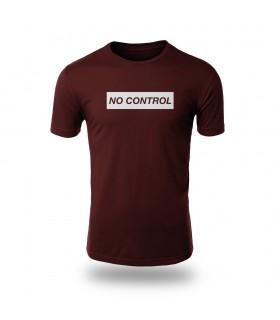 تی شرت No Control