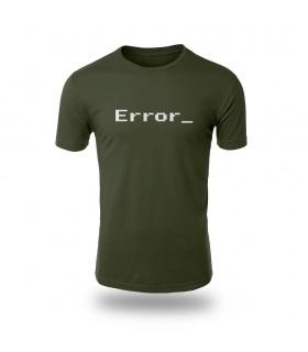 تی شرت Error