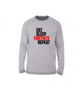 سویشرت Eat Sleep Fortnite