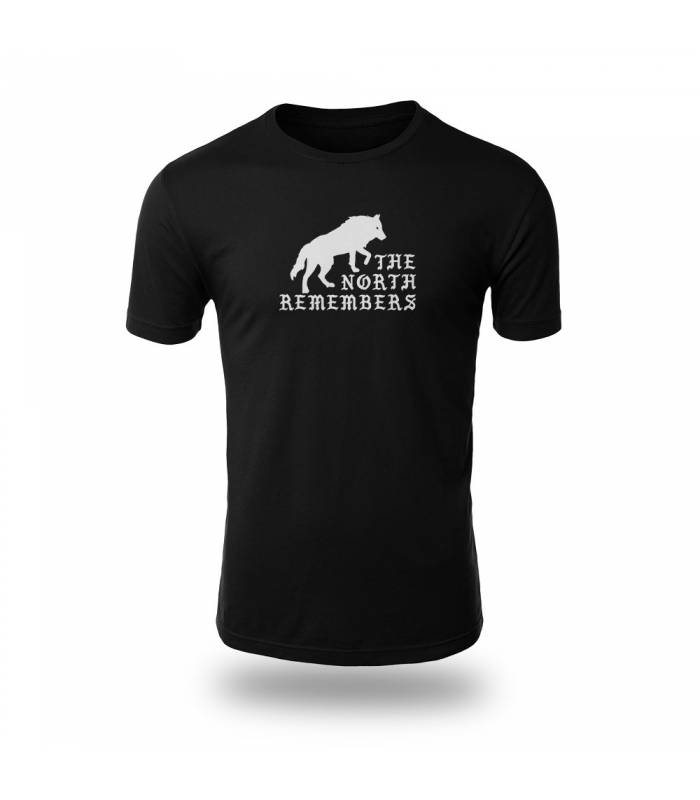 تی شرت The North Remembers