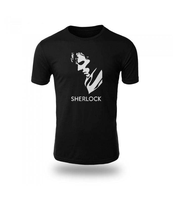 تی شرت Sherlock