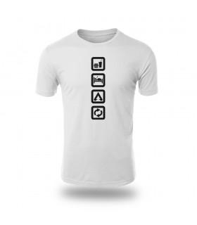 تی شرت Apex Rule