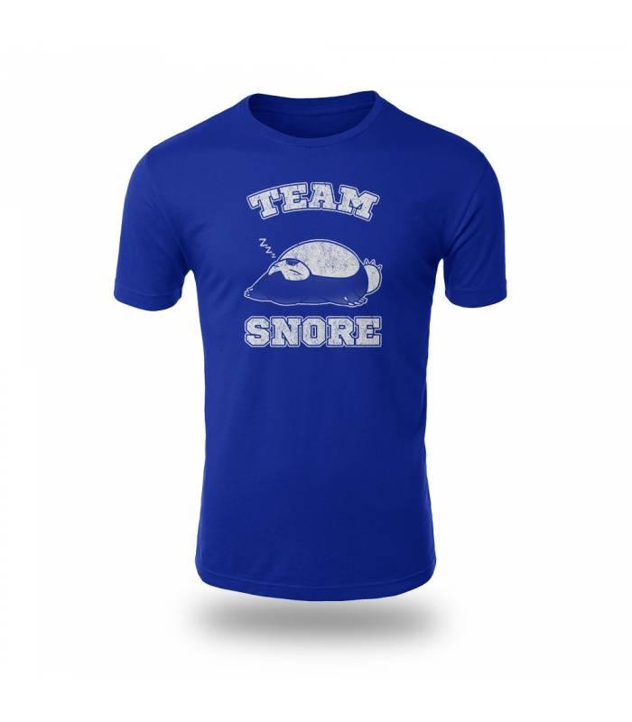 تی شرت Team Snore