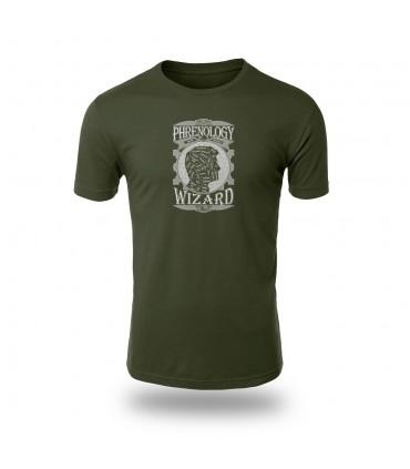 تی شرت Phrenology Wizard
