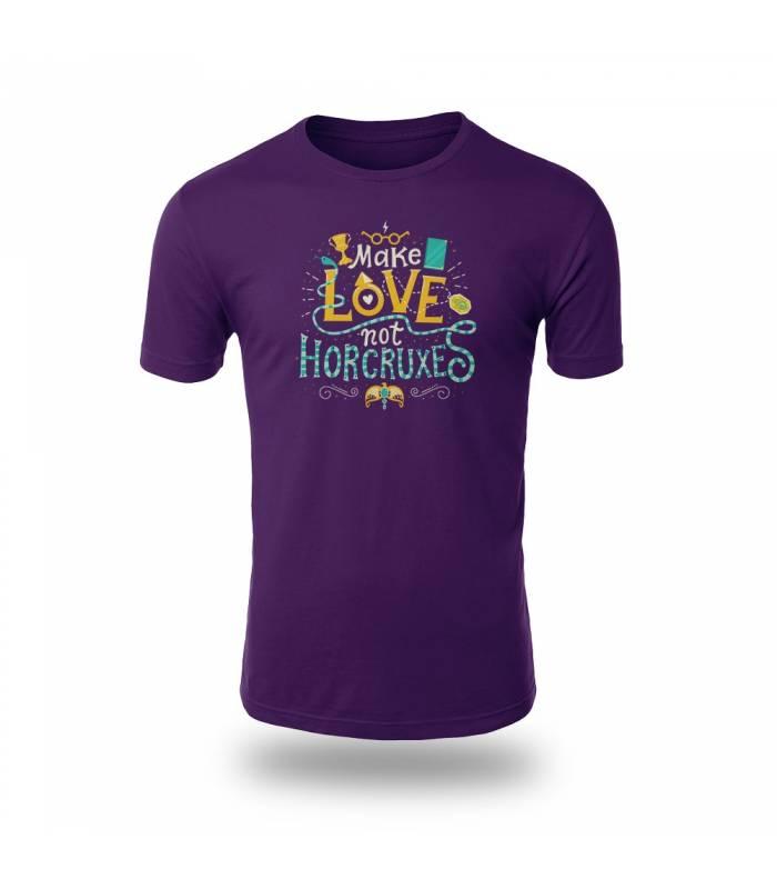 تی شرت Make Love Not horcruxes