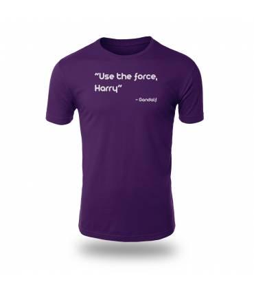 تی شرت Use the force Harry