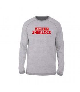 سویشرت Loved By Sherlock