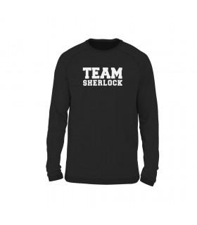 سویشرت Team Sherlock