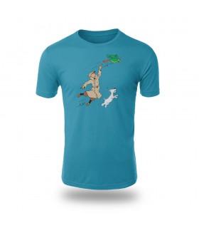 تی شرت Tintin and Snowy