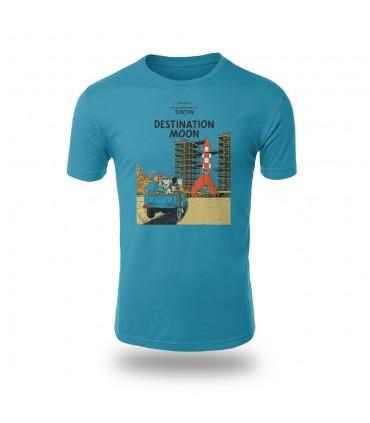 تی شرت Destination Moon
