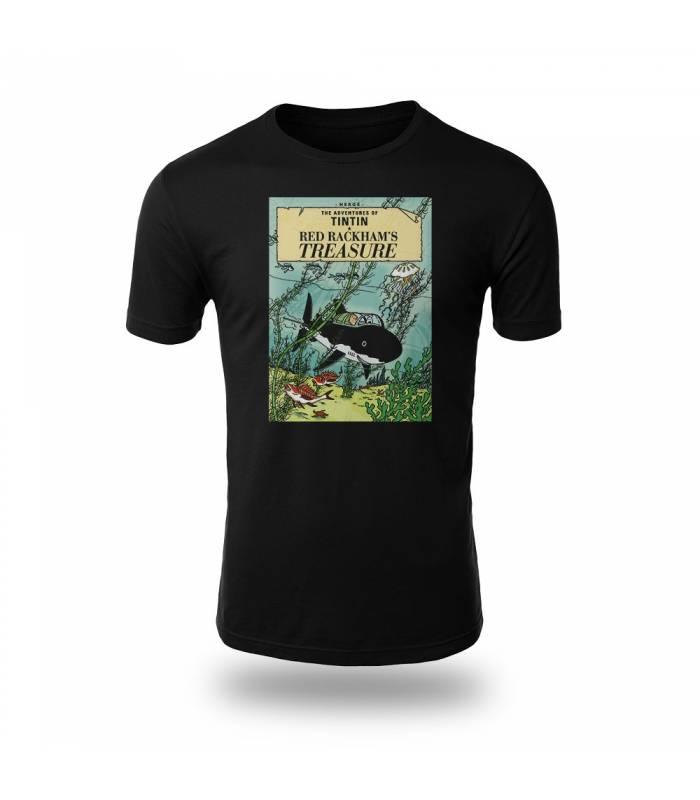 تی شرت Red Rackhams Treasure
