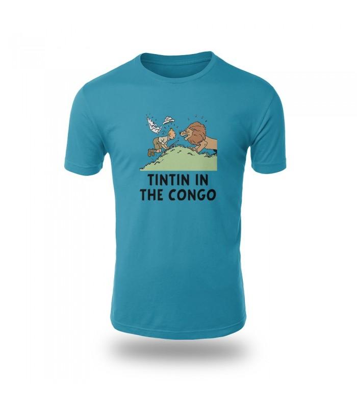 تی شرت Tintin in Congo