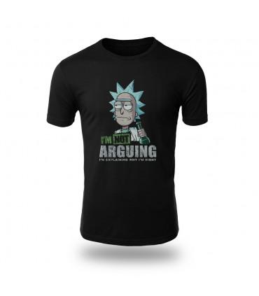 تی شرت Not Arguing