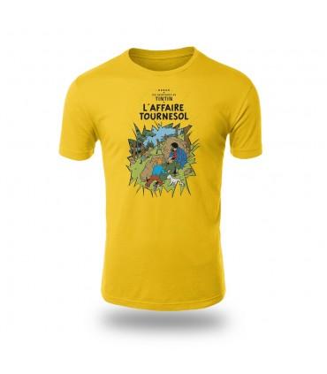 تی شرت ماجراهای تن تن: ماجراهای تورنسل