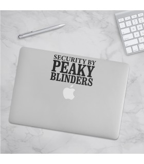 استیکر By Order Of The Peaky Blinders