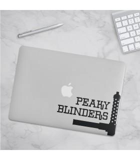 استیکر Peaky Blinders - طرح هشت