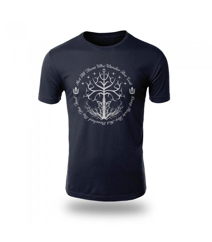تی شرت White Tree & Even Star