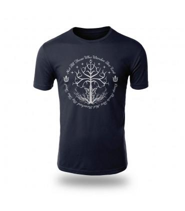 تی شرت White Tree & Evenstar