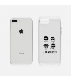 قاب موبایل Avengers