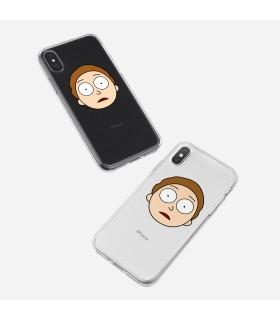 قاب موبایل Morty Smith