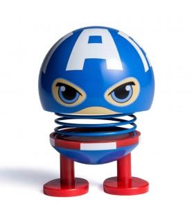 عروسک فنری کپتن آمریکا