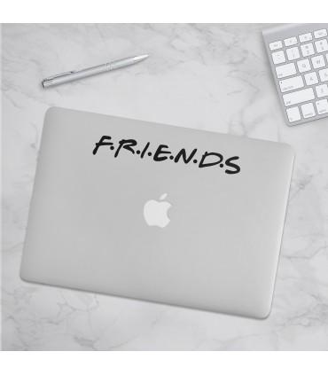 استیکر Friends - طرح دو