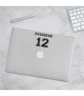 استیکر Everdeen