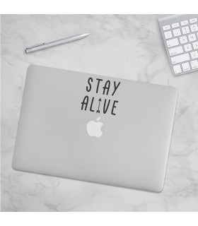 استیکر Stay Alive