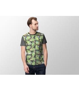 تی شرت ریک و مورتی