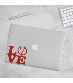 استیکر Love