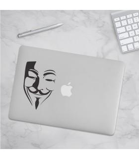 استیکرV for Vendetta - طرح چهار
