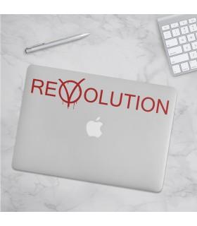 استیکر Revolution