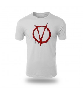 تی شرت Bloody V
