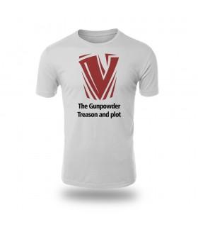 تی شرت V For Vendetta